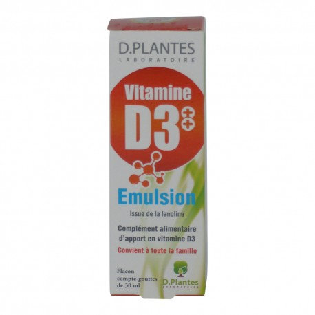Vitamine D3 Emulsion