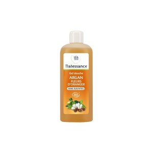 Gel douche sans sulfates Bio 500ml