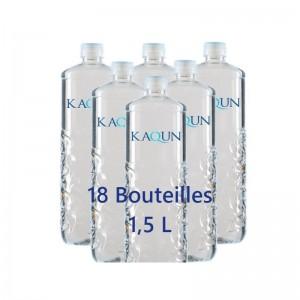 Eau Kaqun Pack 18 bouteilles