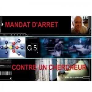 Mandat d'arrêt contre un chercheur - DVD