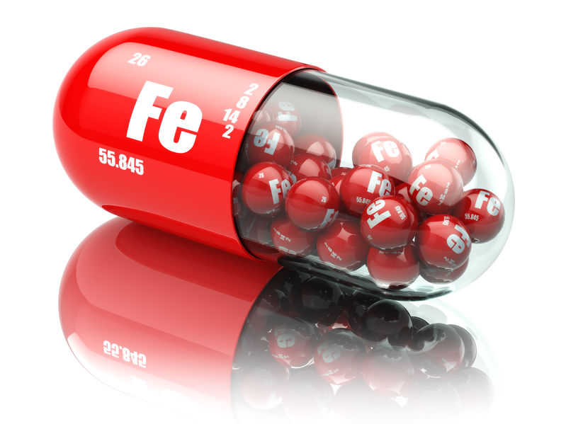 homeogum pastilles fer