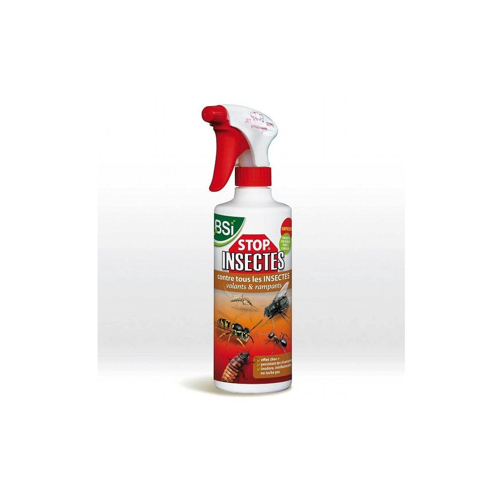 Barrage insecticide