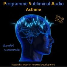 CD de Programme Subliminal Audio