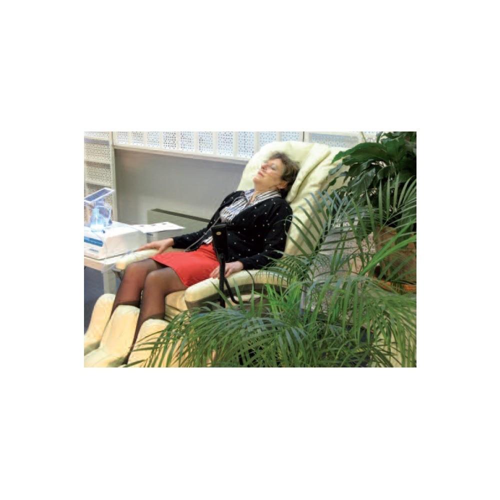 Séance de Thérapie d'inhalation Airnergy+