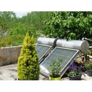 Chauffe-eau solaire 180 L
