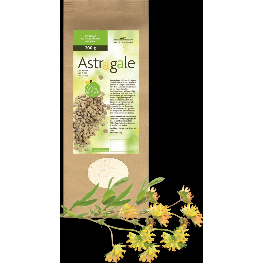 Astragale poudre 200 g