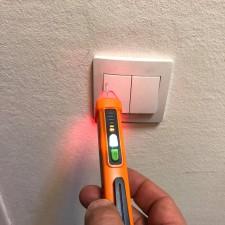 Détecteur de champ Electrique