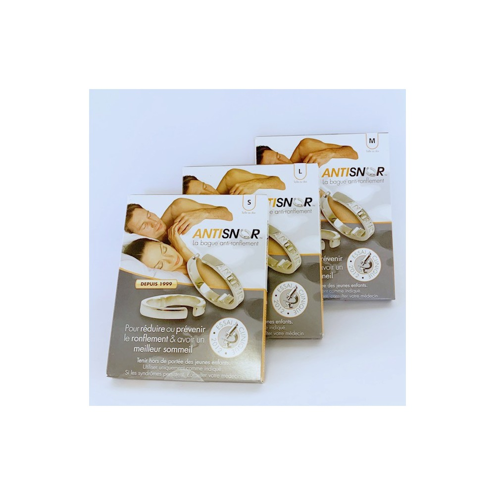 Bague Anti-Ronflement Antisnor