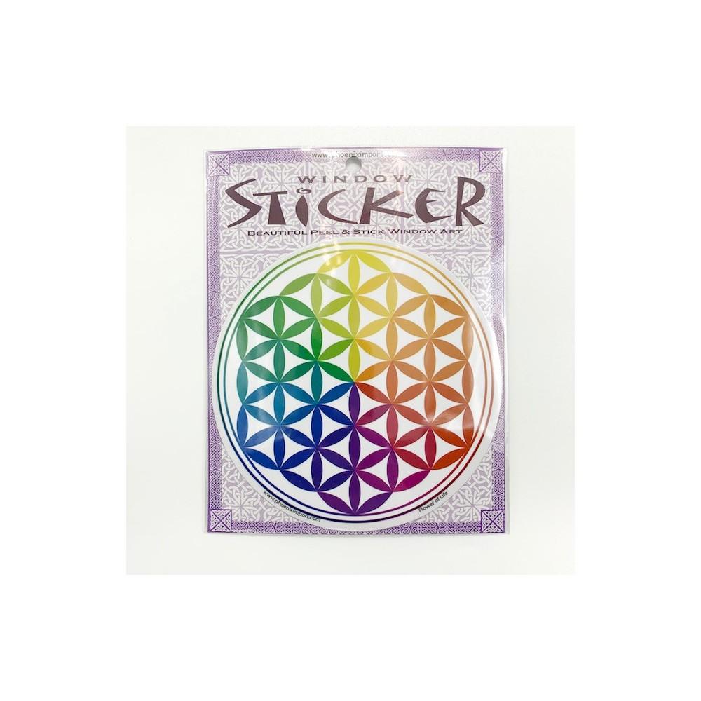 Stickers Fleur de Vie