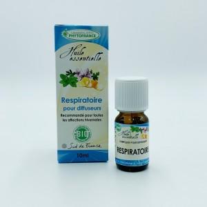 Respiratoire - Complexe Huiles Essentielles