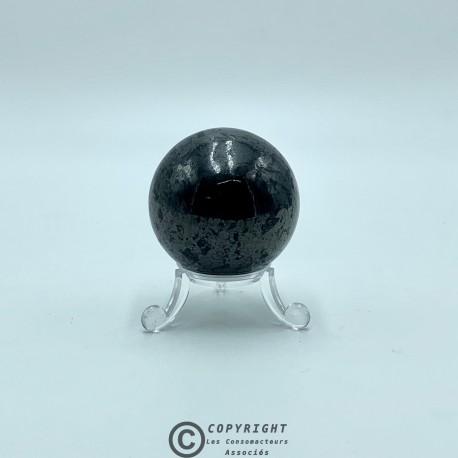Sphère de shungite