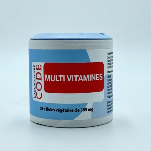 Multi-vitamines laboratoire Code