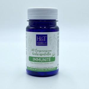 Comprimés aux huiles essentielles - Immunité