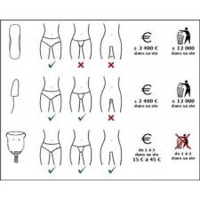 Coupelle menstruelle