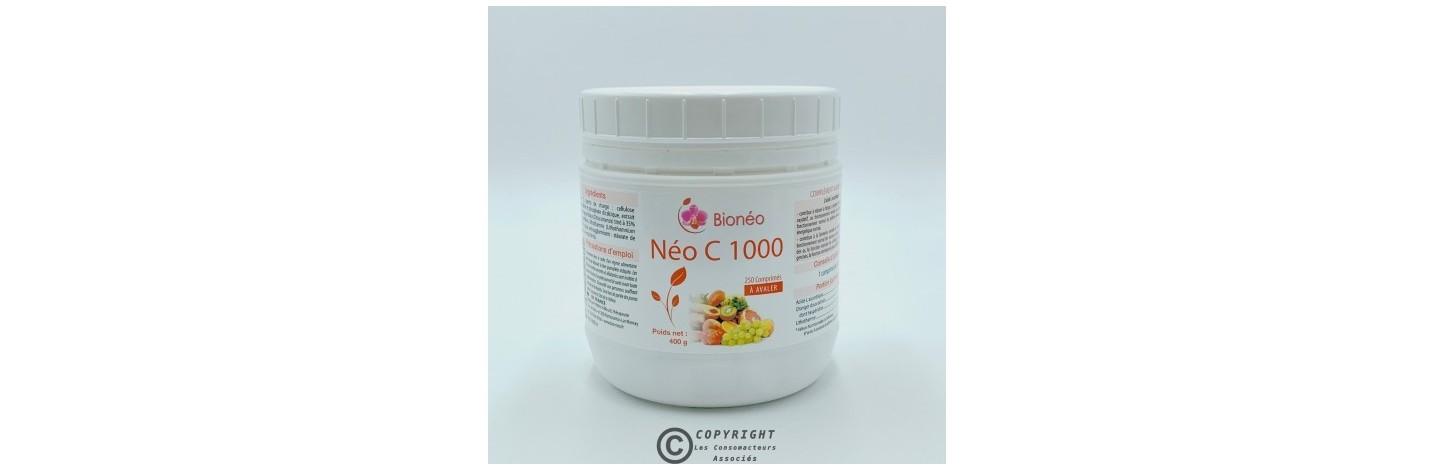 La Vitamine C naturelle aide à renforcir votre système immunitaire